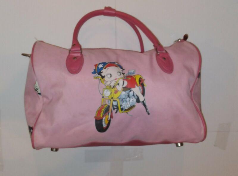 Betty Boop Vintage Pink Bag