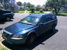 Volvo XC70 Wagon 7 seater AWD 4x4 Rego Need it gone Bidwill Blacktown Area Preview