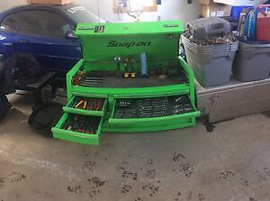 Snap on classic 78 top box