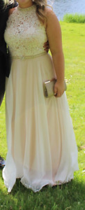 Prom Dress paid 650$ worn for 4 hours