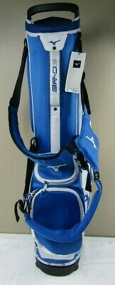 Mint Mizuno BR-D3 Carry/Stand Golf Bag, Color Staff, 5 Club Divider