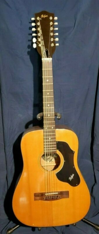 Hofner 12 String Acoustic Guitar 1972