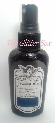 Green Glimmer Mist - Tattered Angels 2oz Glimmer Mist RICH VELVET Brown Black Green Red Blue Purple