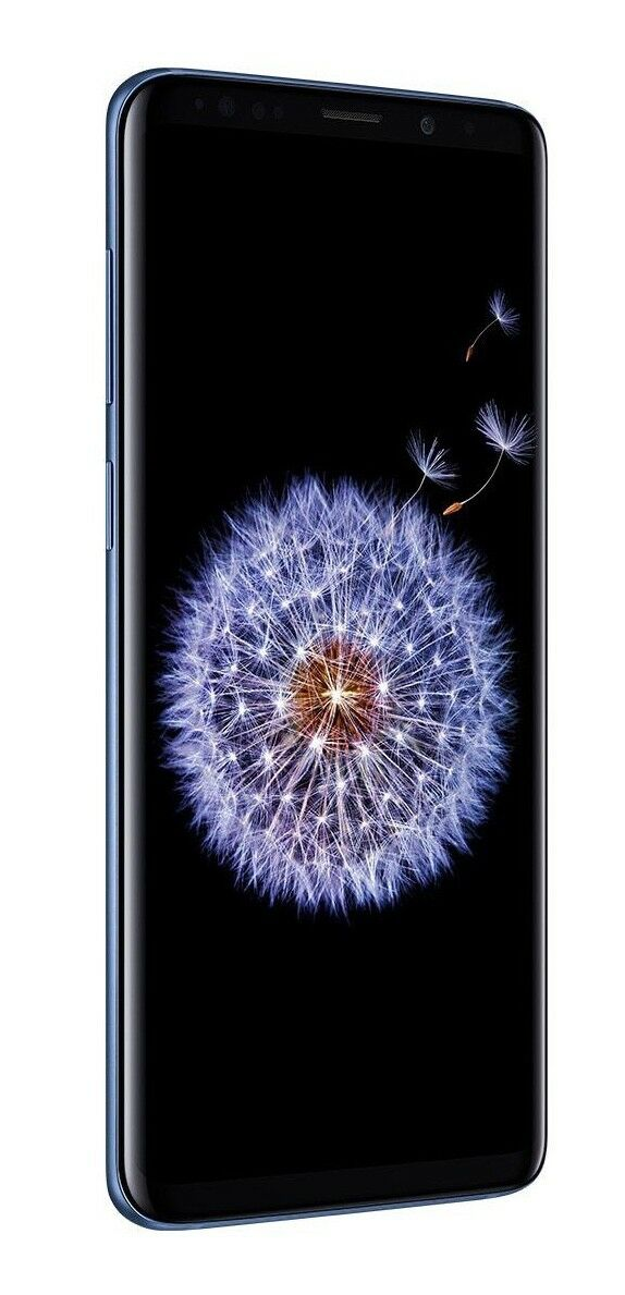 Samsung Galaxy S9+ Plus(LATEST) SM-G965U 64GB T-Mobile AT&T Verizon GSM Unlocked