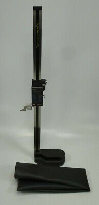 Mitutoyo 570-235 24 Digimatic Height Gage Model Hds-g24 W Dust Cover