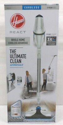 Hoover React Cordless Vacuum Cleaner Whole Home Advantage Tools Included BH53210
