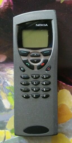 1996 Nokia 9110i Communicator 2G Mobile Phone