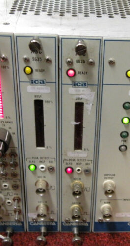 Canberra ADC 9635 Plug In Module