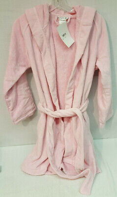 Lacoste Fairplay 100% Cotton Terry Bath Robe With Hood**