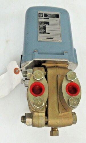 NEW FOXBORO DIFFERENTIAL PRESSURE TRANSMITTER 13A1-HK2