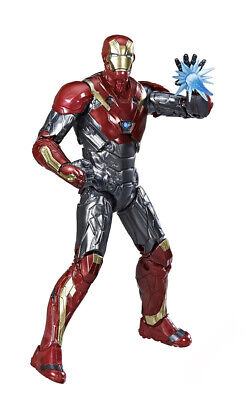 Marvel Legends Homecoming Spider-Man Iron Man Sentry From Tom Holland 2 Pack