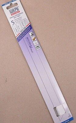 5x Säbelsägeblätter Wilpu 3013/250 Bi-Metal 250x19x0,9mm Long-Life Metal Inox