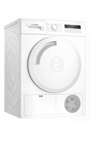 Bosch Serie 4 WTH84000GB 8kg Heat Pump Condenser Dryer