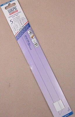 5x Säbelsägeblätter Wilpu 3018/280 Bi-Metal 280x19x0,9mm Long Life Metall Inox