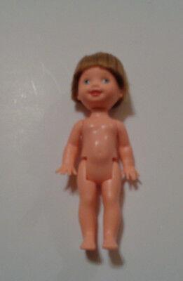 1994 Mattel Tommy Doll Blonde Hair Sky Blue Eyes NEW #12