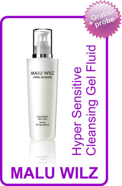 "Malu Wilz "" Hyper Sensitive""  Cleansing Gel Fluid"