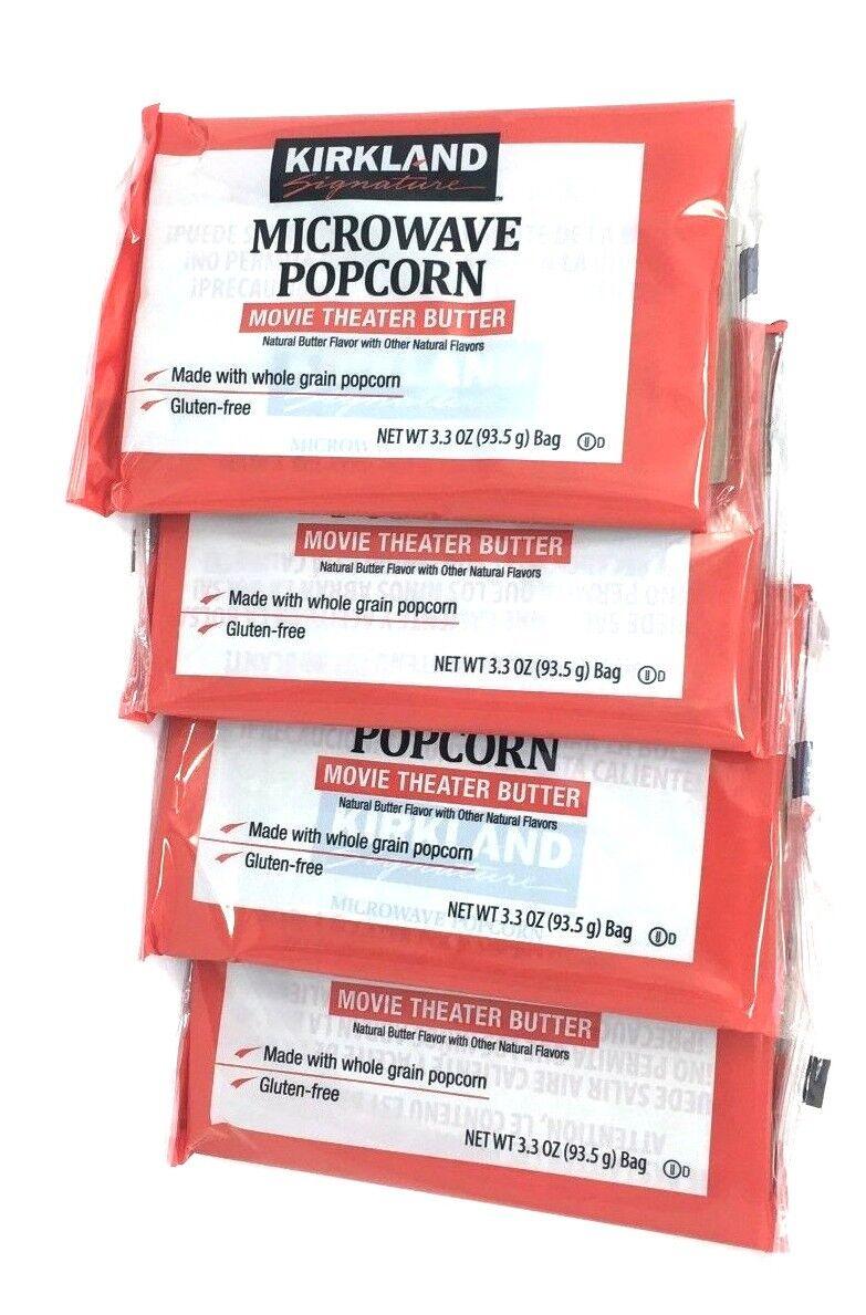 Microwave Popcorn Movie Theater