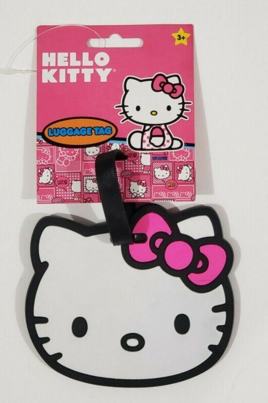 New. Sanrio Hello Kitty Luggage Tag