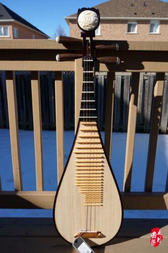 DUNHUANG Pipa, Chinese Lute - Professional Rosewood Pipa - 乐海專業花梨木琵琶