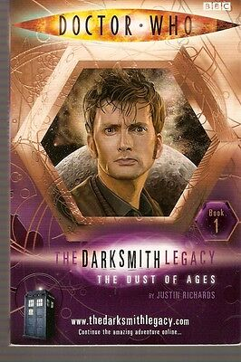 + DOCTOR WHO Paperback DARKSMITH LEGACY 1-10 complete Saga (David Tennant) engl.