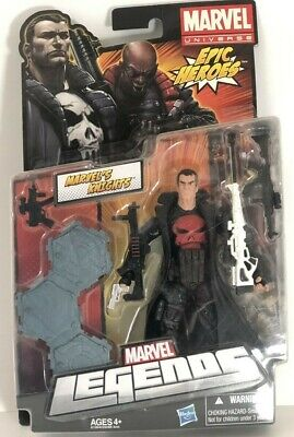 "Marvel Legends Marvel's Knights Epic Heroes Punisher 6"" Action Figure"