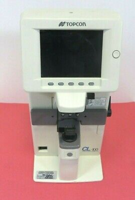 Topcon Medical Cl-100 Computerized Lensmeter Used Free Shipping