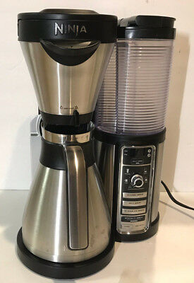 Ninja CF086 Auto-IQ Coffee Bar Brewer Maker w/ Thermal Carafe - NEW!