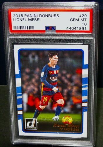 7x Panini Donruss Soccer 2015-base trading cards team set lot-FC Barcelona
