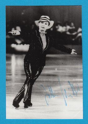Jutta Müller - DDR-Karte - Eiskunstlauftrainerin u. Eiskunstläuferin - #  0173