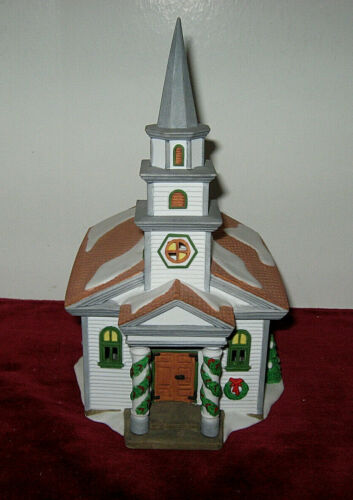 Department 56: New England Village Arlington Falls Church #5651-0 W/Box