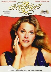 SCRUPLES  (1980)  **Dvd R2** Lindsay Wagner, Barry Bostwick