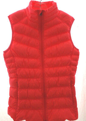 WOMENS XS BE by BLANC NOIR Neon Pink Down Insulated Vest - Lyknu !