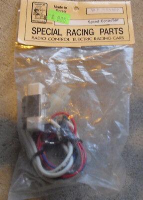 RC Car Part World Engines Speed Controller WE 21487 NIP