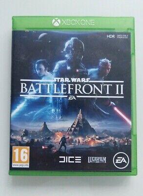 Star Wars Battlefront 2 XBOX ONE GAME