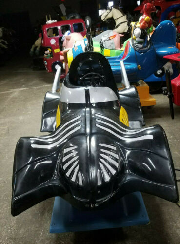 Batman Mobile Coin Operated Kiddie Ride