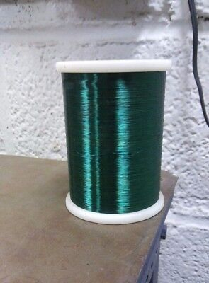 Single 39 AWG Gauge Copper Magnet Wire 2.5 lbs