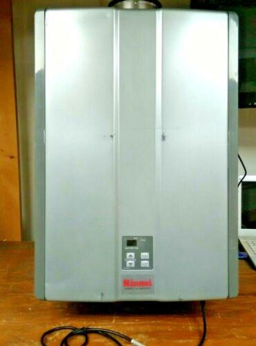 Rinnai RU199iN Sensei Super High Efficiency Tankless Water Heater, 11 GPM