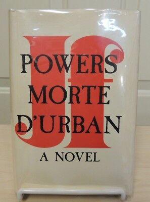 Morte Durban Hardcover 1St Edition 1962 National Book Award Winner Jf Powers