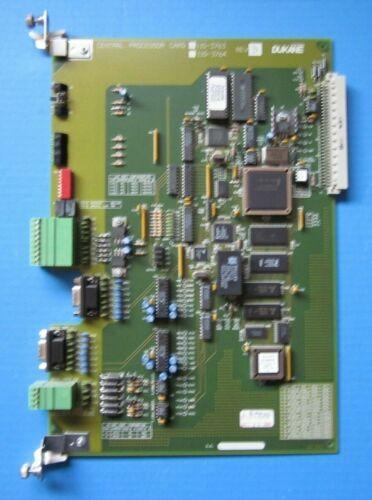 DUKANE 110-3763 REV-B CONTROL PROCESSOR CARD