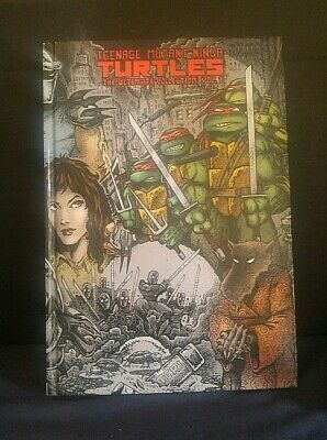 IDW Comics TEENAGE MUTANT NINJA TURTLES Ultimate Collection HC Vol 1 (1st