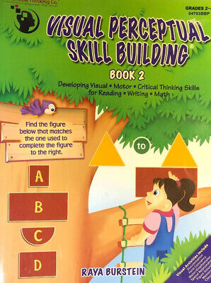 Critical Thinking Company: Visual Perceptual Skill Building Book 2: Grades -