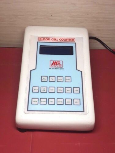 DIGITAL BLOOD CELL COUNTER LAB EQUIPMENT