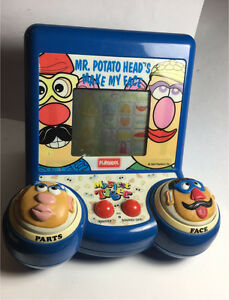 Mr Potato Head My First Tiger Electronic game 1994