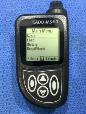 Cadd-ms 3 Infusion Pump - Model 7400 Smiths Medical  Kp