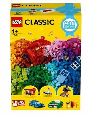 LEGO Classic creative fun 11005 | 900 Pieces BNIB