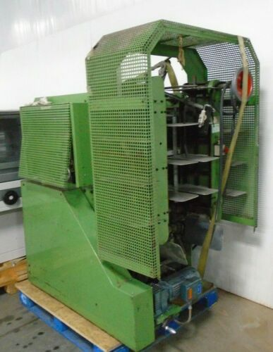 Kluger 340 Automatic Punching Machine