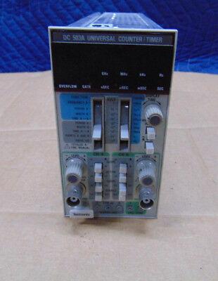 Tektronix Dc 503a Universal Countertimer