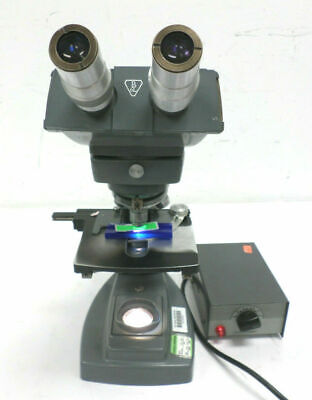 Vintage Bausch Lomb Stereozoom Microscope 100x 40x 10x Zoom