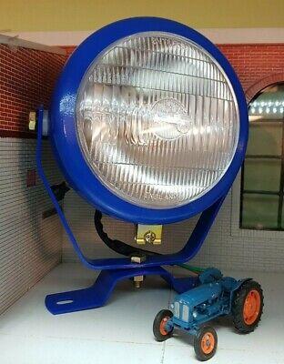 Fordson Dexta Major Super Blue Butlers Tractor Plough Work Lamp Light Switch