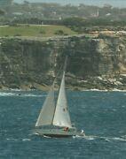 Yacht: 34' huon pine classic sloop. Inala of Huon Sydney City Inner Sydney Preview